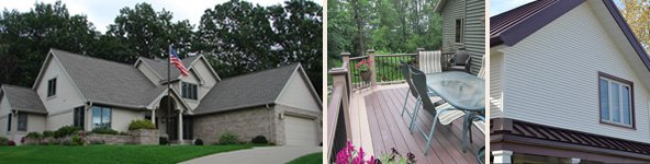 Frey Construction - Exterior Home Remodeling