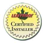 Leafproof-Certified-Installer