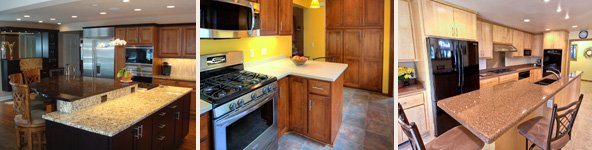 Frey Construction – Kitchen Remodeling Portfolio