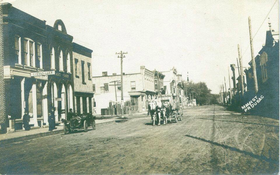 Water St 1906-12