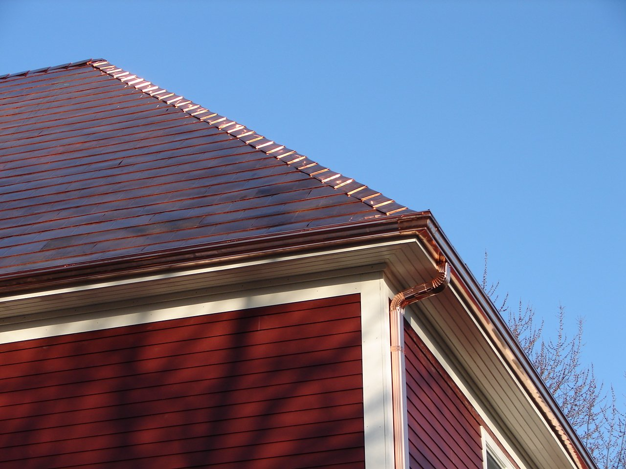 Peterson   Copper Roofing