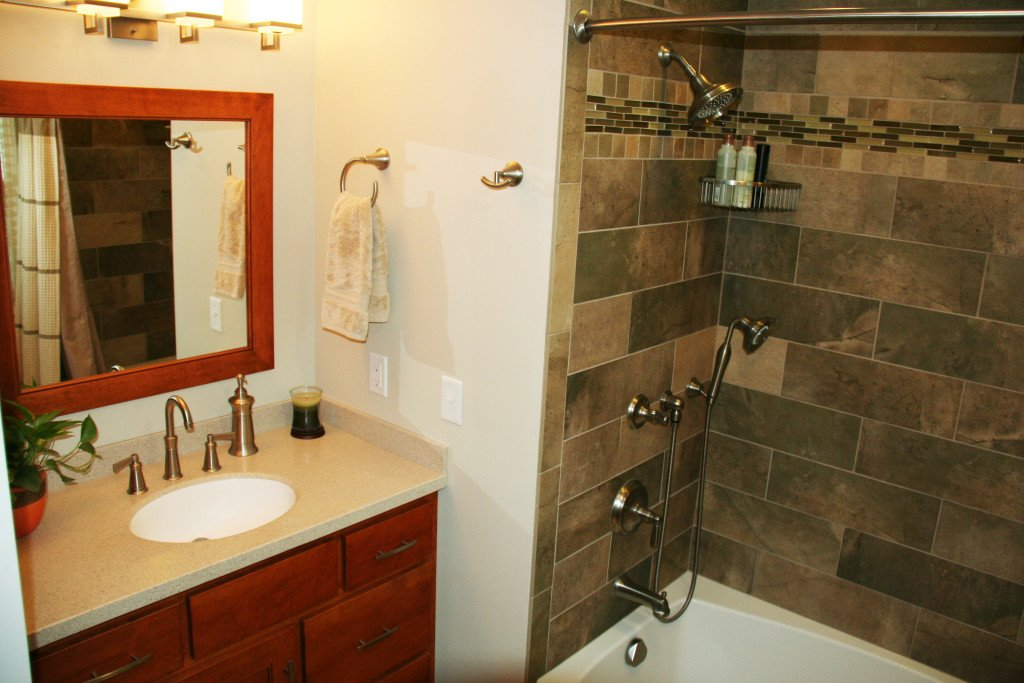 small bathroom remodel madison wi