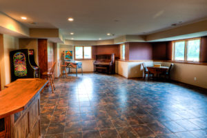 Finished Basement Waunakee WI