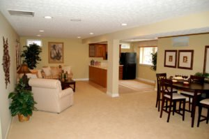 Redo Basement Waunakee, Renovation, Remodel | Frey
