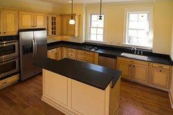 Kitchen Remodel Black Earth