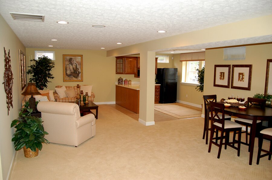Basement Remodeling Wisconsin Dells Frey Construction Beauteous Basement Remodeling Madison Wi