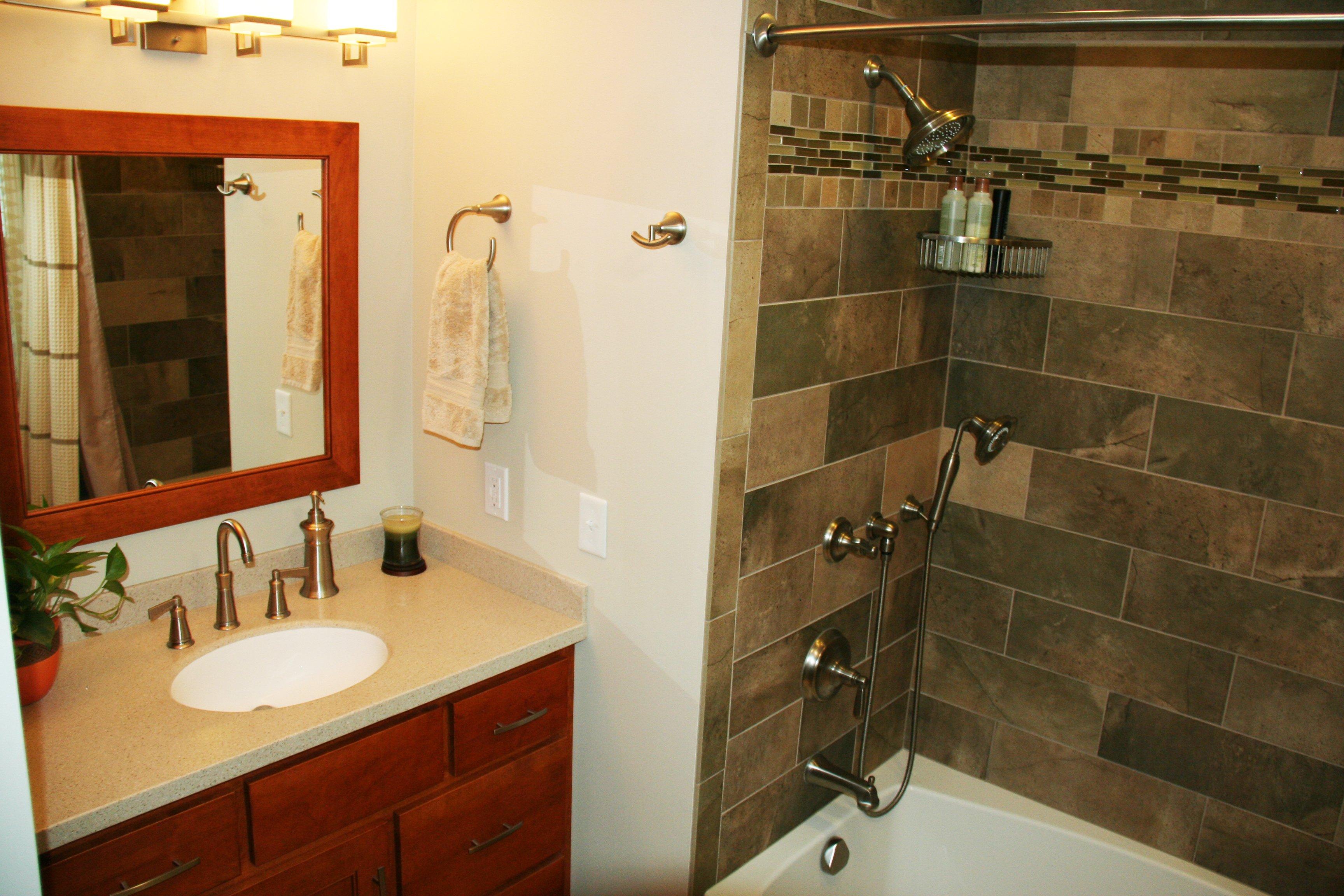 Small Bathroom Remodel Madison Wi