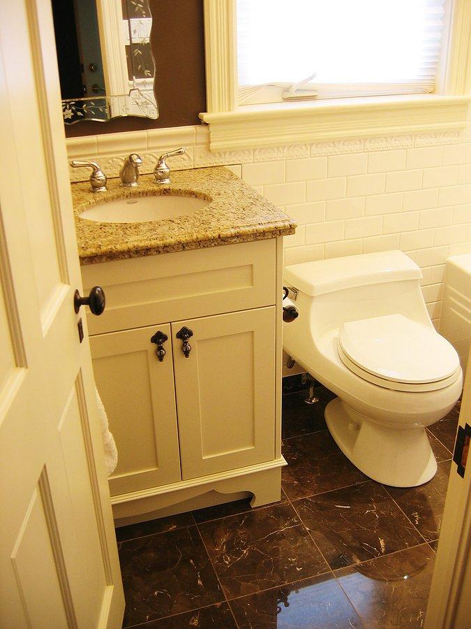 Small Bathroom Remodel Fitchburg Wi