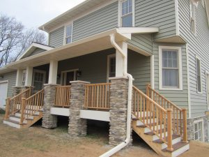 Home Exterior Remodeling Black Earth WI